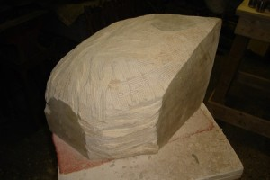 Andy Bennett Stonecarving 2