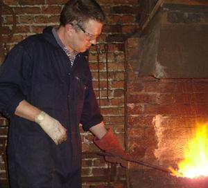 Andy Bennett fire