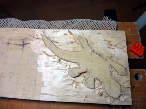 andy bennett woodcarving 1