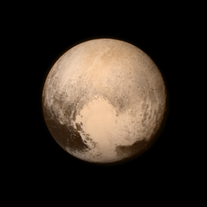 pluto courtesy NASA