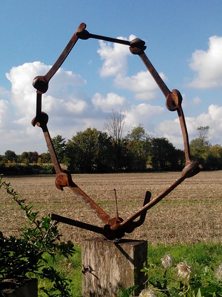 blacksmith sculpture