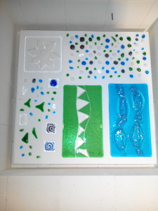 glass fusing bubbles 2